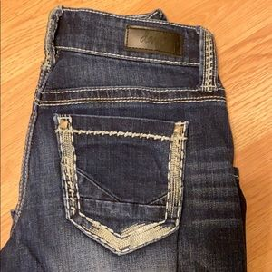 Daytrip Aquarius Flare Jeans 26x29